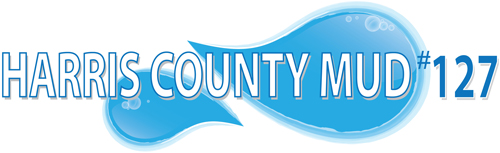Harris County Municipal Utility District 127 Logo